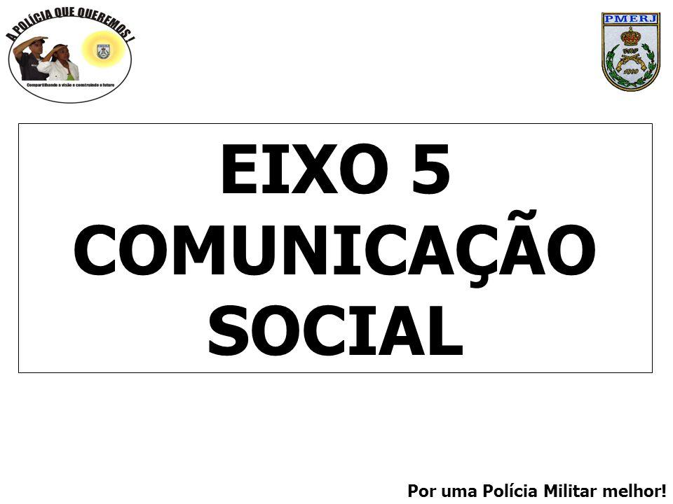 EIXO 5 COMUNICAÇÃO SOCIAL