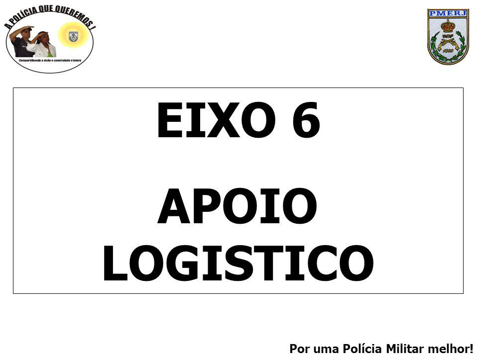 EIXO 6 APOIO LOGISTICO