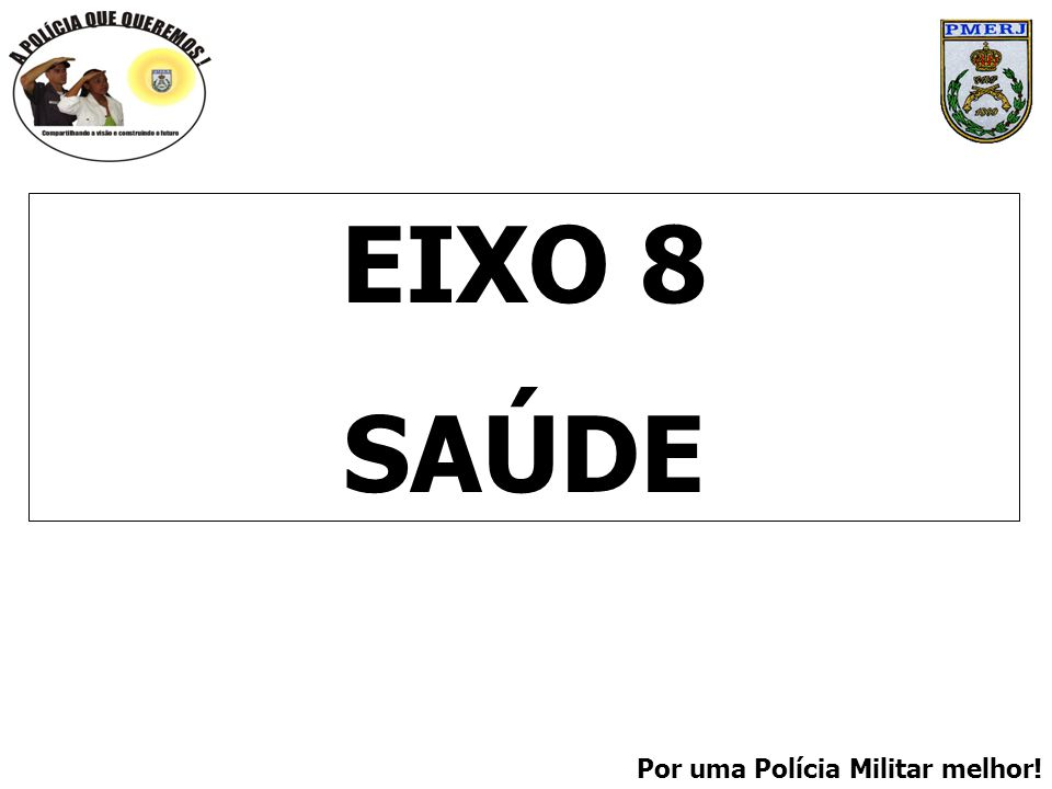 EIXO 8 SAÚDE