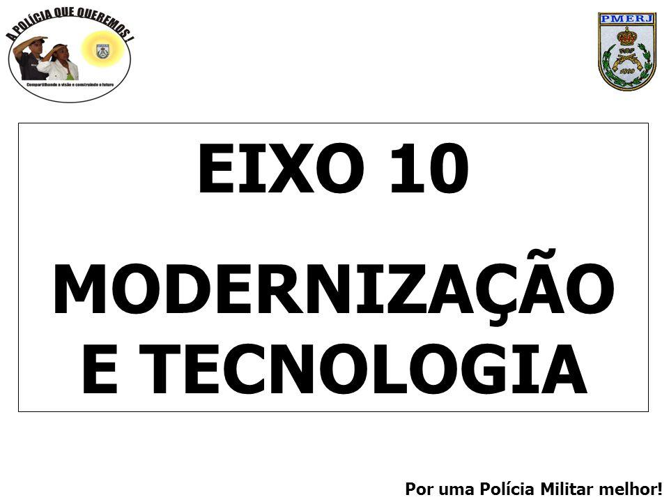 MODERNIZAÇÃO E TECNOLOGIA