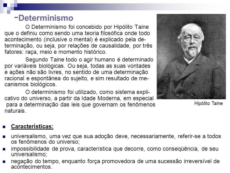 -Determinismo