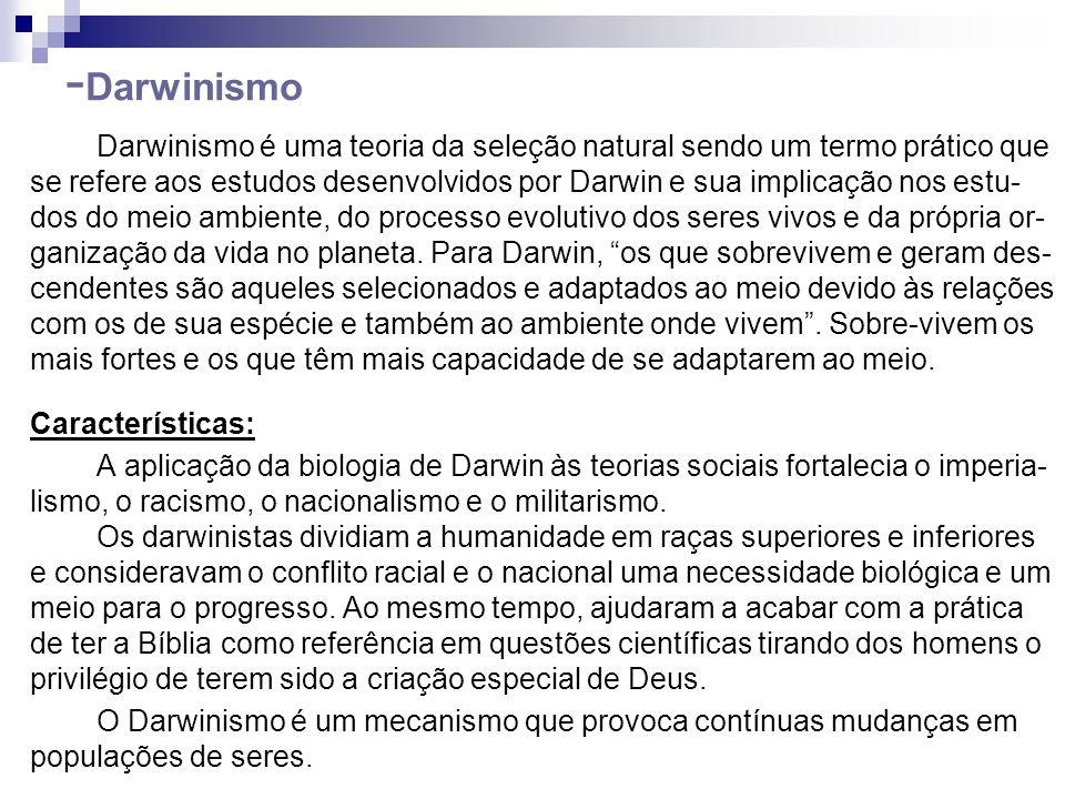 -Darwinismo