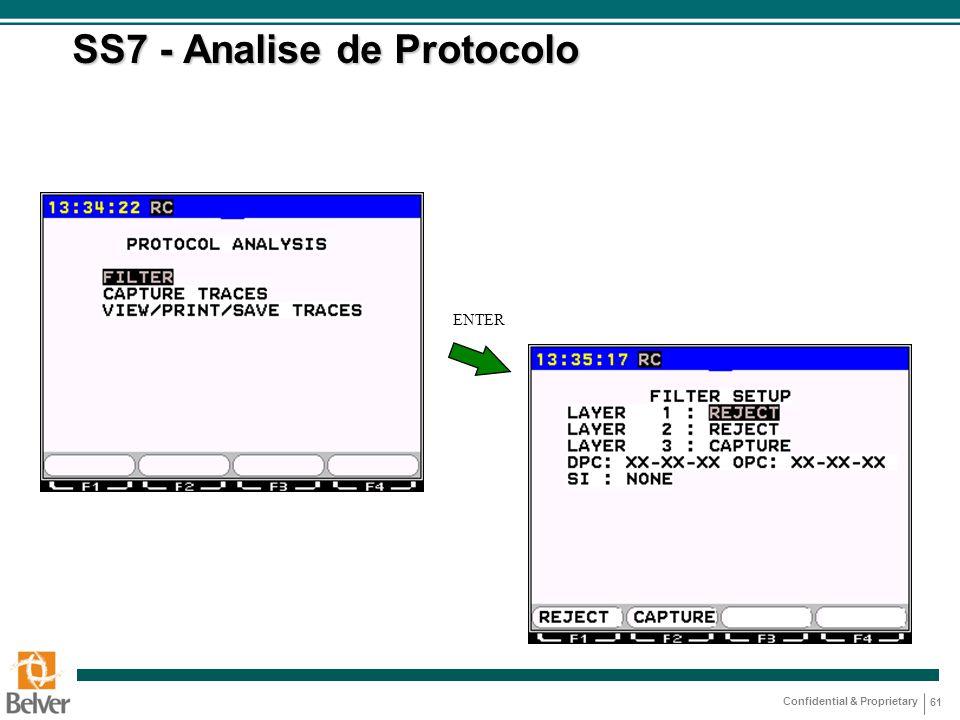 SS7 - Analise de Protocolo