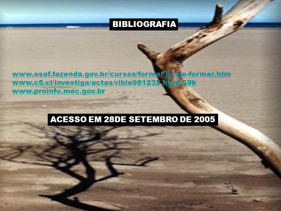 ACESSO EM 28DE SETEMBRO DE 2005