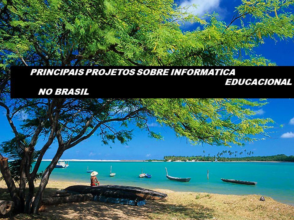 PRINCIPAIS PROJETOS SOBRE INFORMATICA