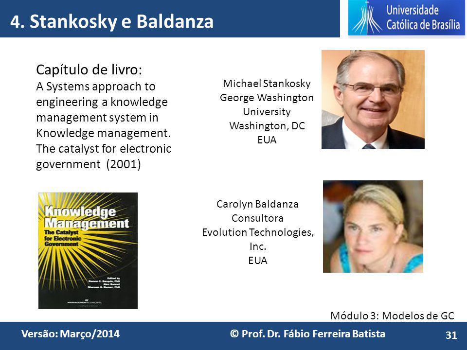 4. Stankosky e Baldanza Capítulo de livro: