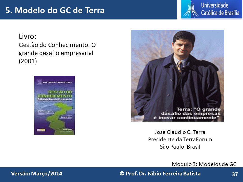 Presidente da TerraForum