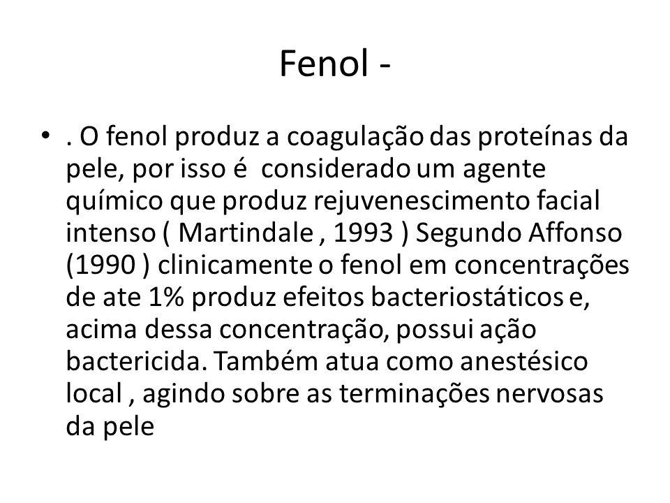 Fenol -