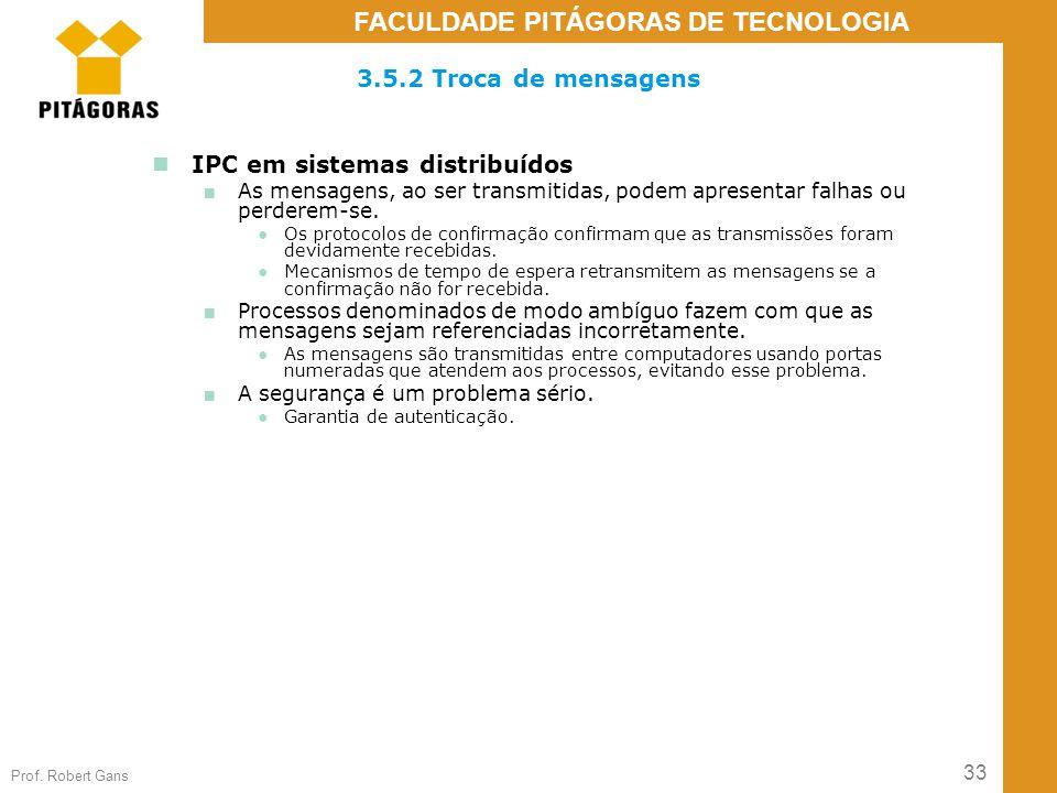 IPC em sistemas distribuídos