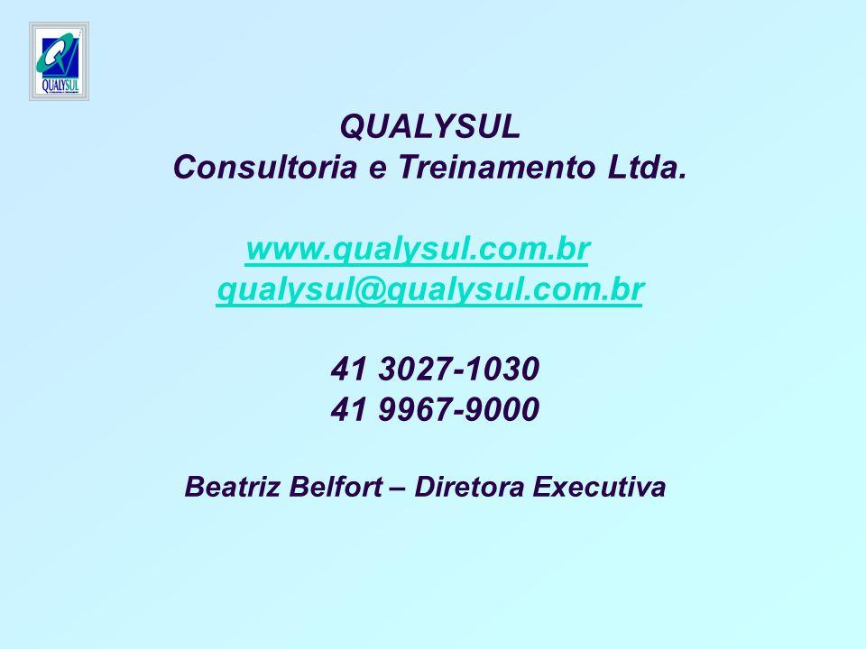 Consultoria e Treinamento Ltda.