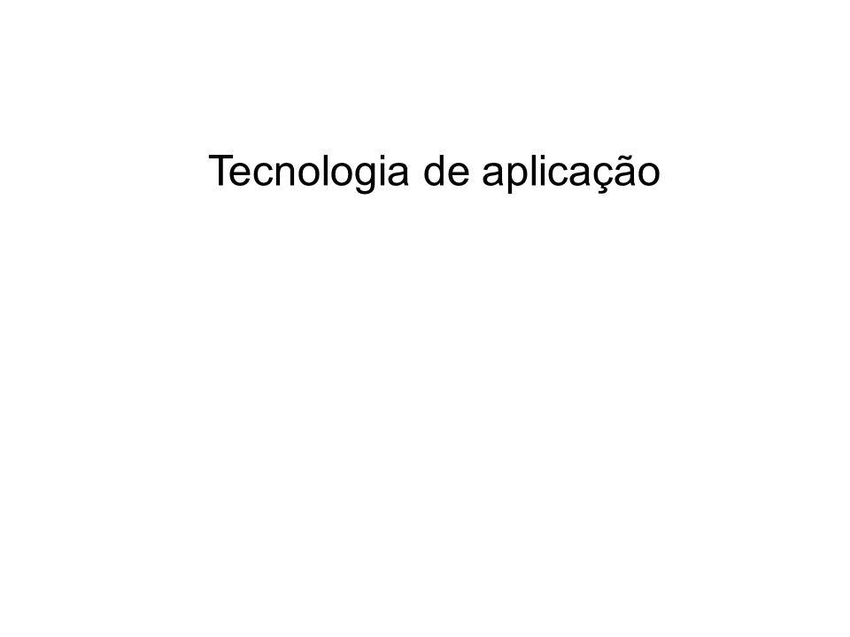 Tecnologia de aplicação