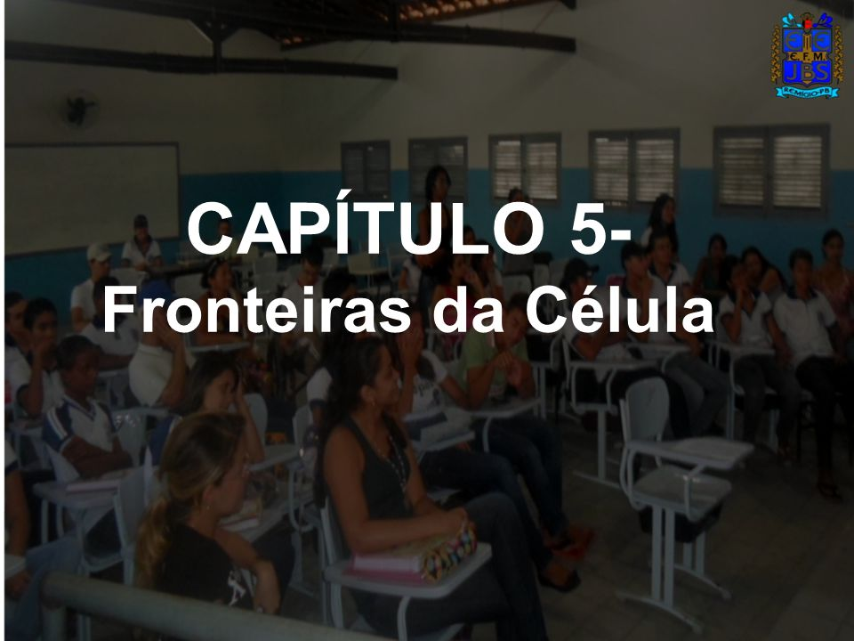 CAPÍTULO 5- Fronteiras da Célula