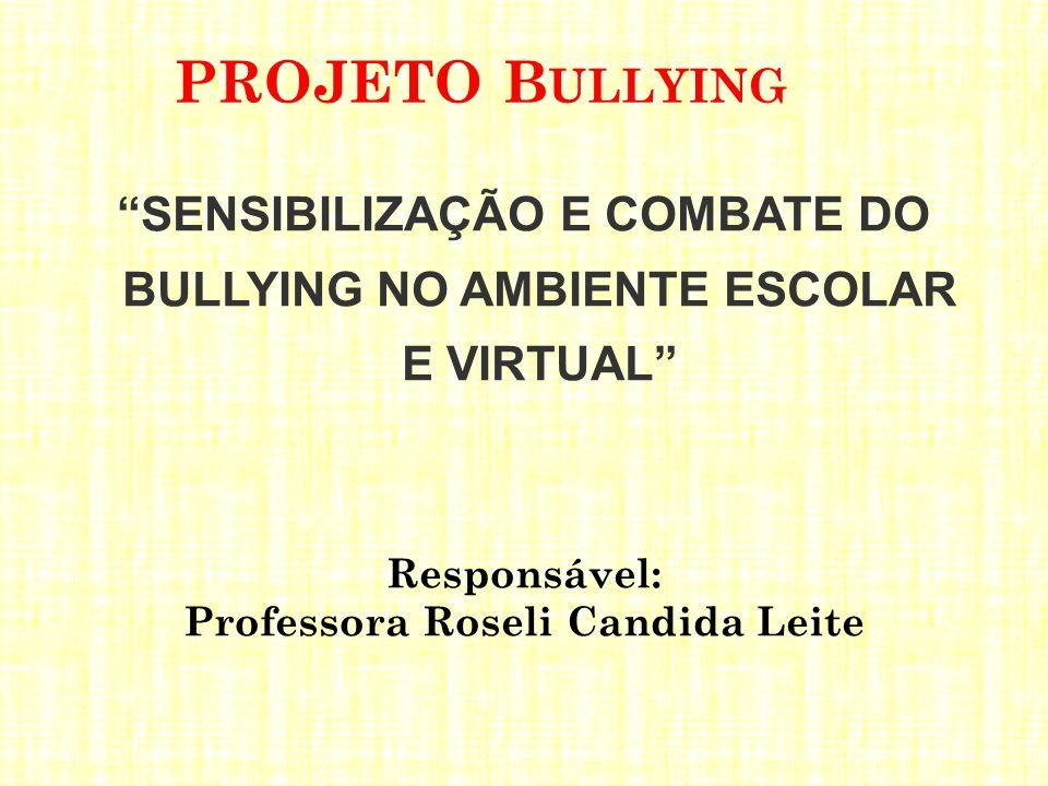Professora Roseli Candida Leite