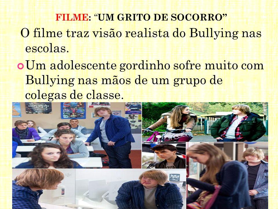 FILME: UM GRITO DE SOCORRO