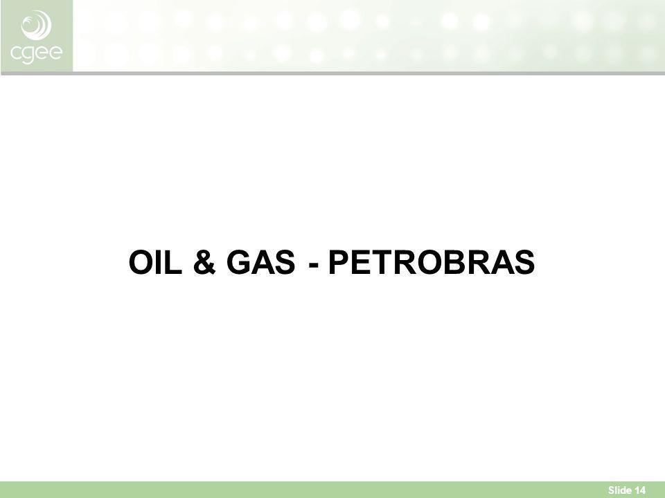 OIL & GAS - PETROBRAS