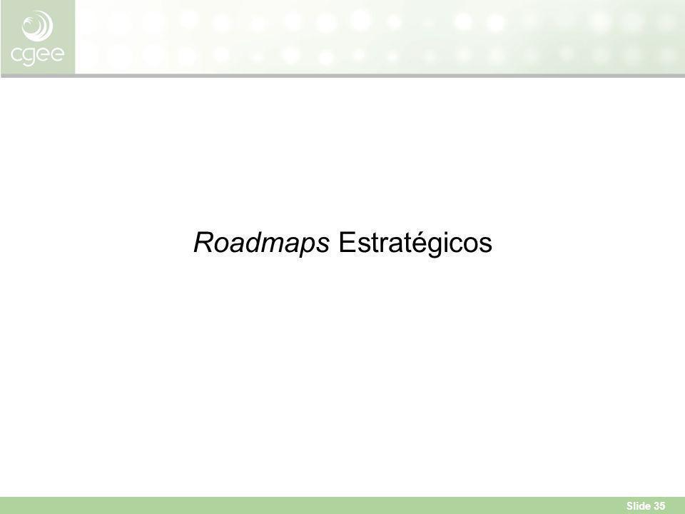 Roadmaps Estratégicos