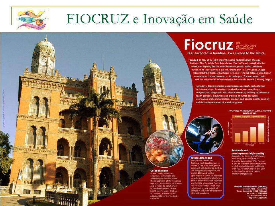 FIOCRUZ e Inovação em Saúde