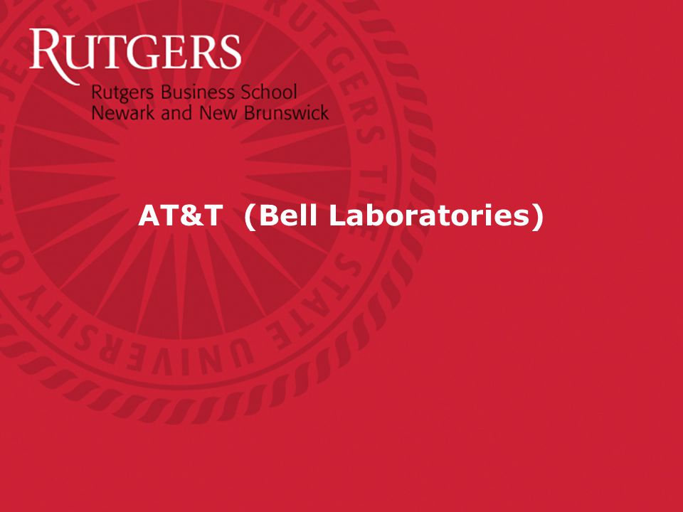 AT&T (Bell Laboratories)