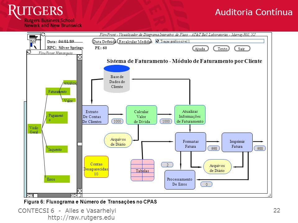 Sistema de Faturamento - Módulo de Faturamento por Cliente