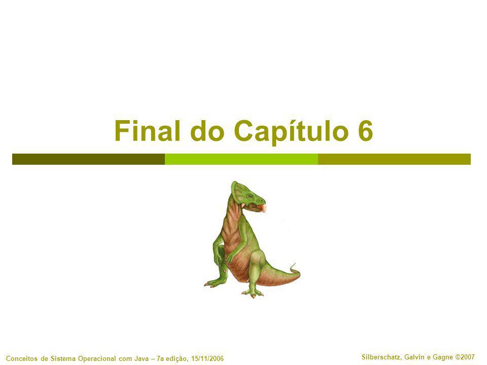 Final do Capítulo 6