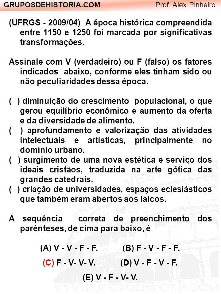 (C) F - V- V- V. (D) V - F - V - F.