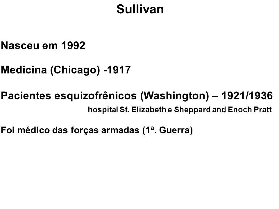 Sullivan Nasceu em 1992 Medicina (Chicago) -1917
