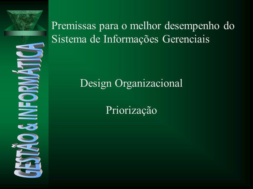 Design Organizacional
