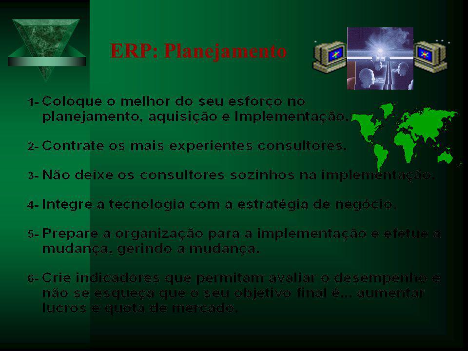 ERP: Planejamento