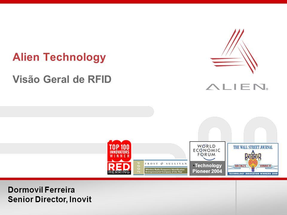 Alien Technology Visão Geral de RFID Dormovil Ferreira