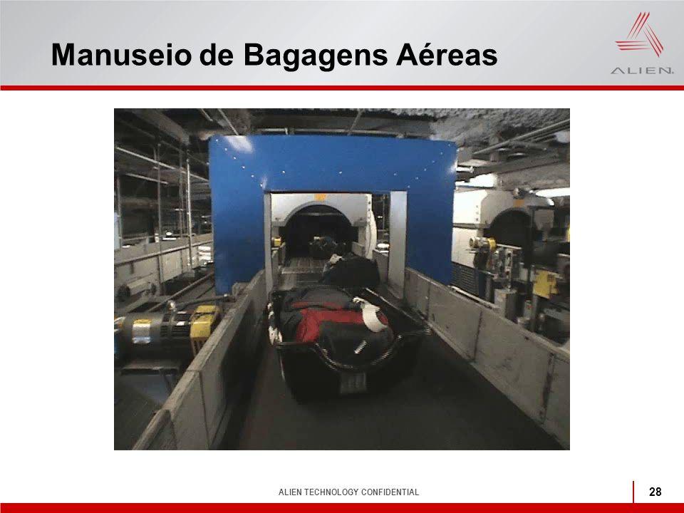 Manuseio de Bagagens Aéreas