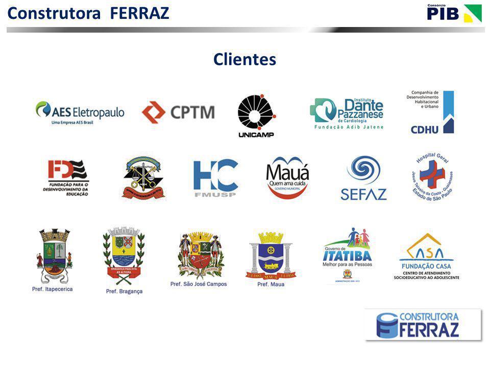Construtora FERRAZ Clientes