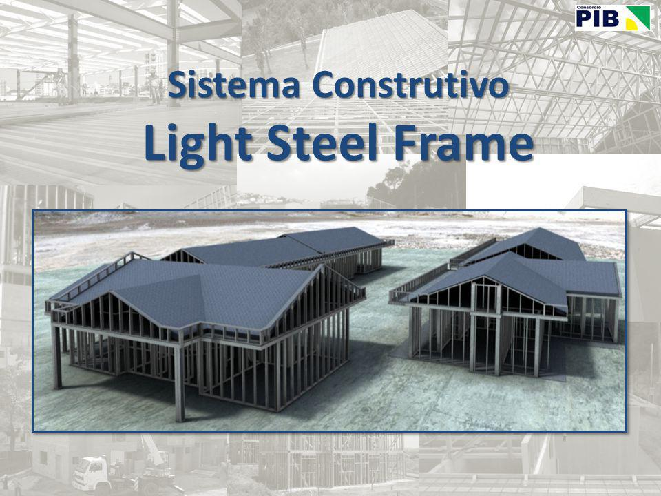 Sistema Construtivo Light Steel Frame