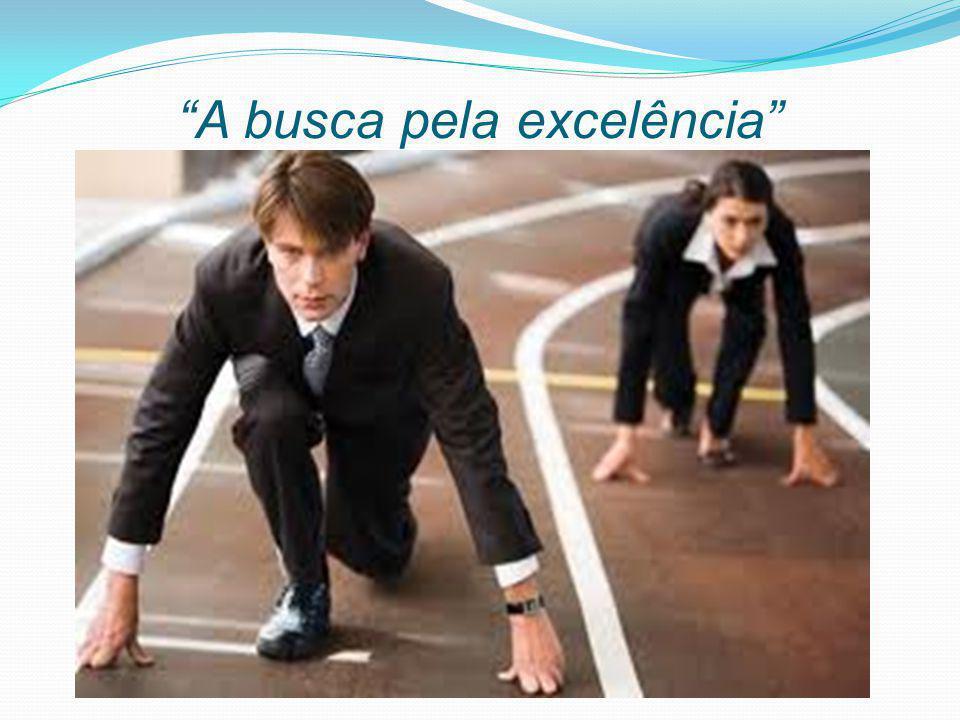 A busca pela excelência