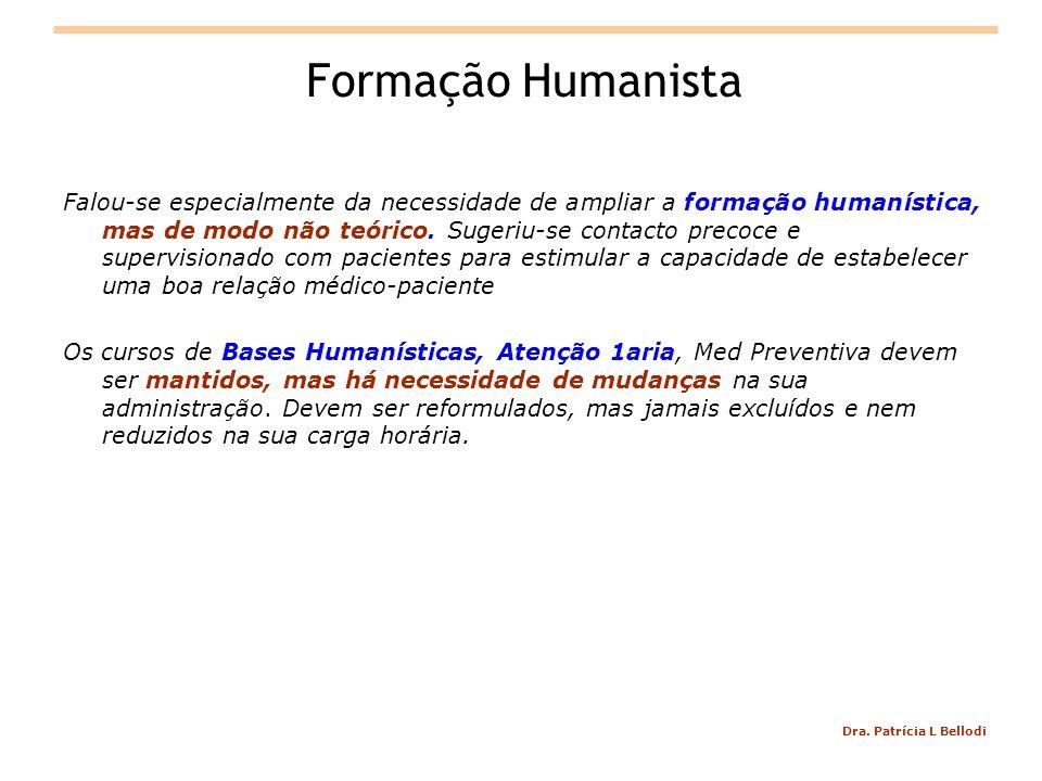 Formação Humanista