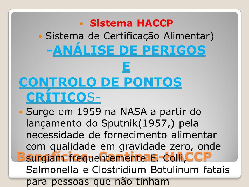 Benefícios- Cantinas-HACCP