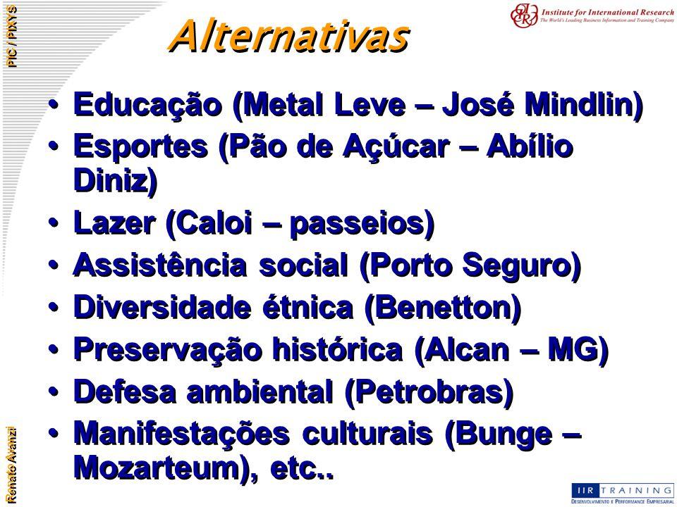 Alternativas Educação (Metal Leve – José Mindlin)