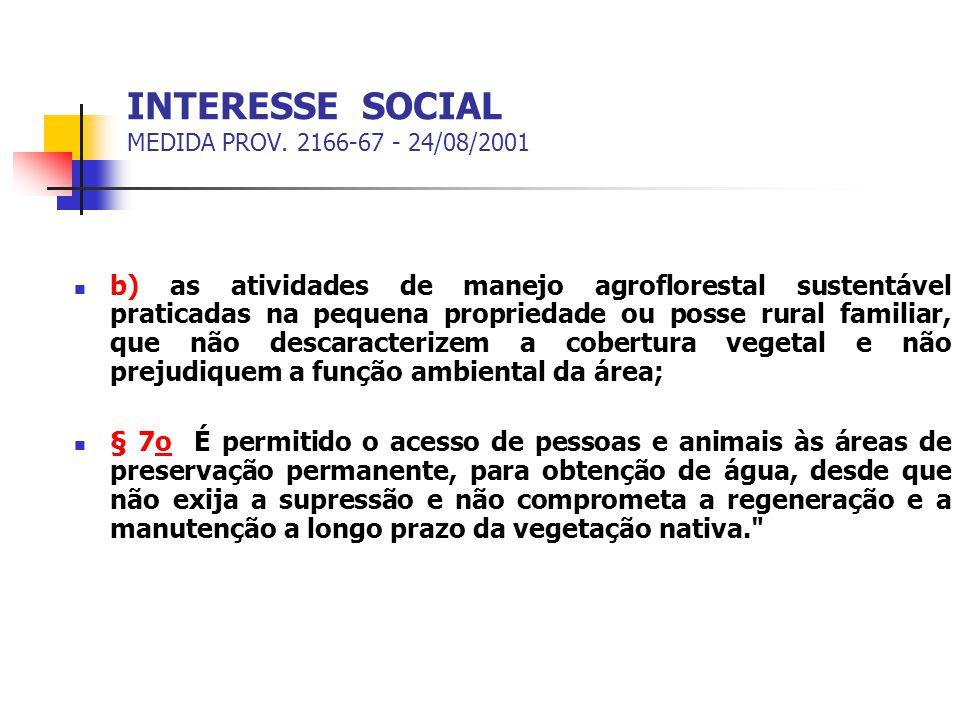 INTERESSE SOCIAL MEDIDA PROV. 2166-67 - 24/08/2001