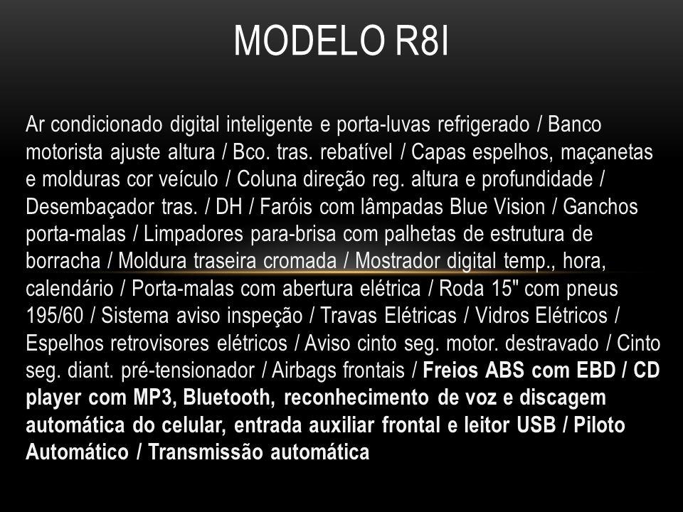 MODELO R8i