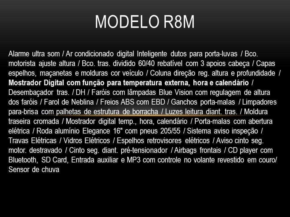 MODELO r8m