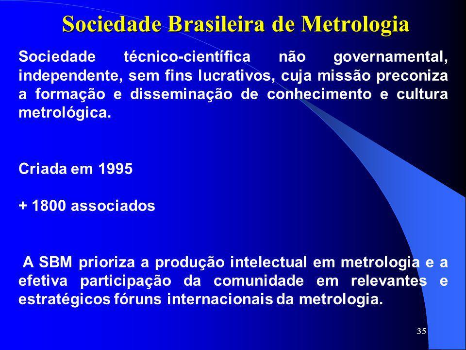 Sociedade Brasileira de Metrologia
