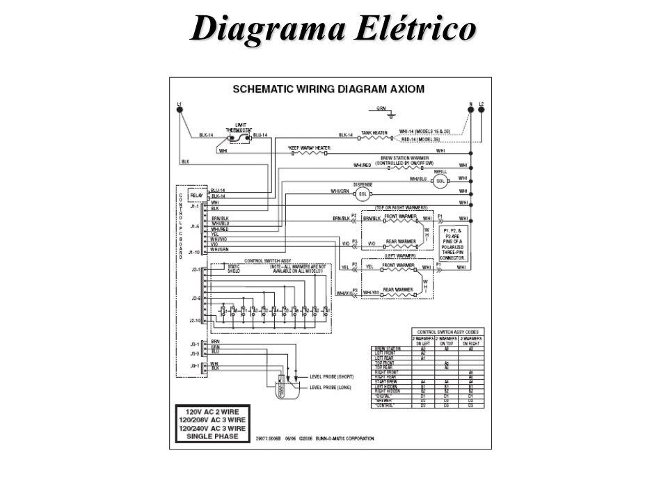 Diagrama Elétrico