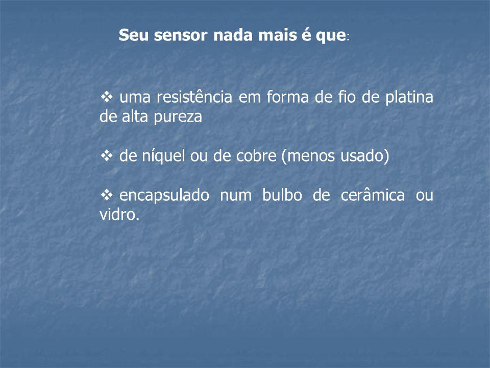 Seu sensor nada mais é que: