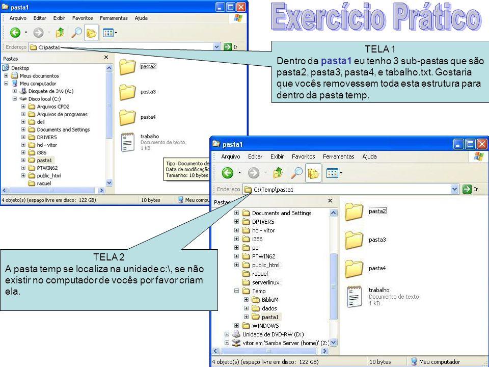 Exercício Prático TELA 1