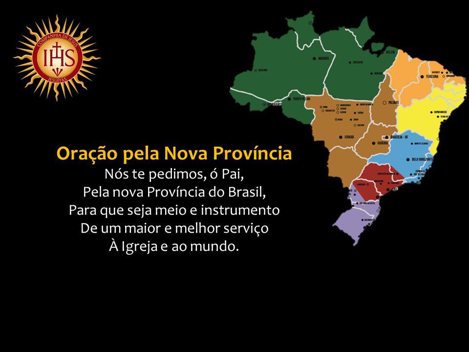 Oração pela Nova Província