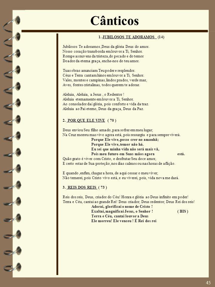 1. JUBILOSOS TE ADORAMOS (14)