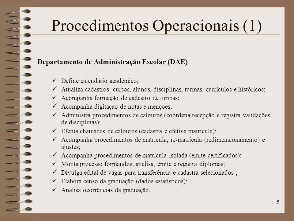 Procedimentos Operacionais (1)