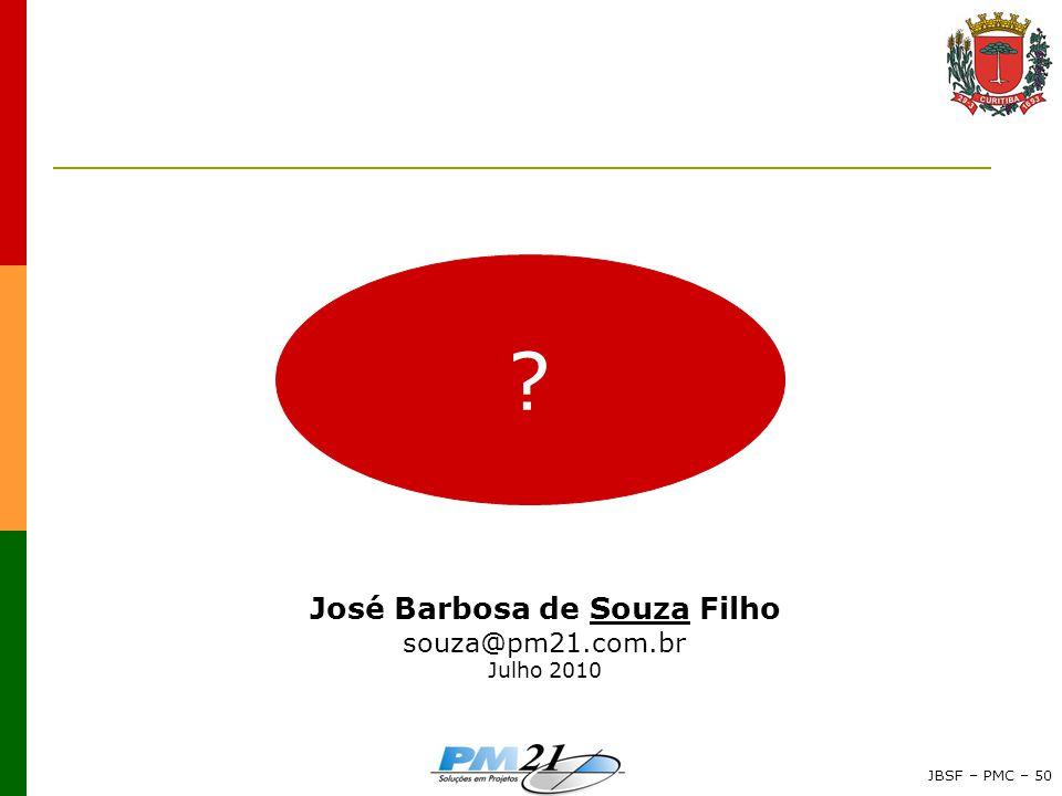 José Barbosa de Souza Filho