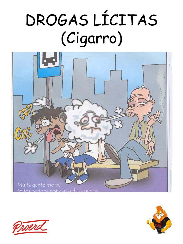 DROGAS LÍCITAS (Cigarro)