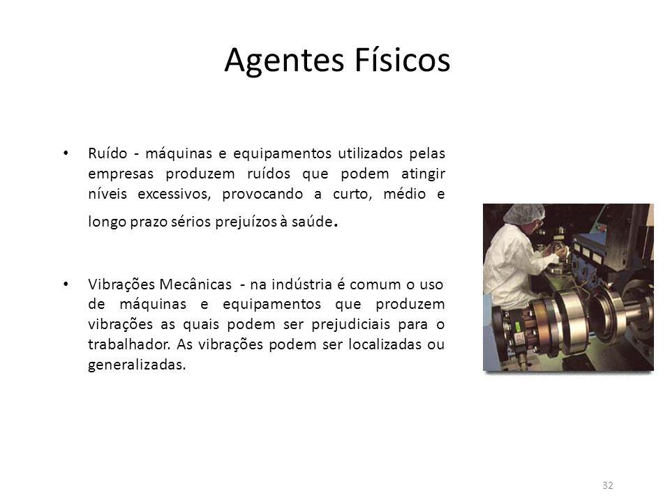 Agentes Físicos