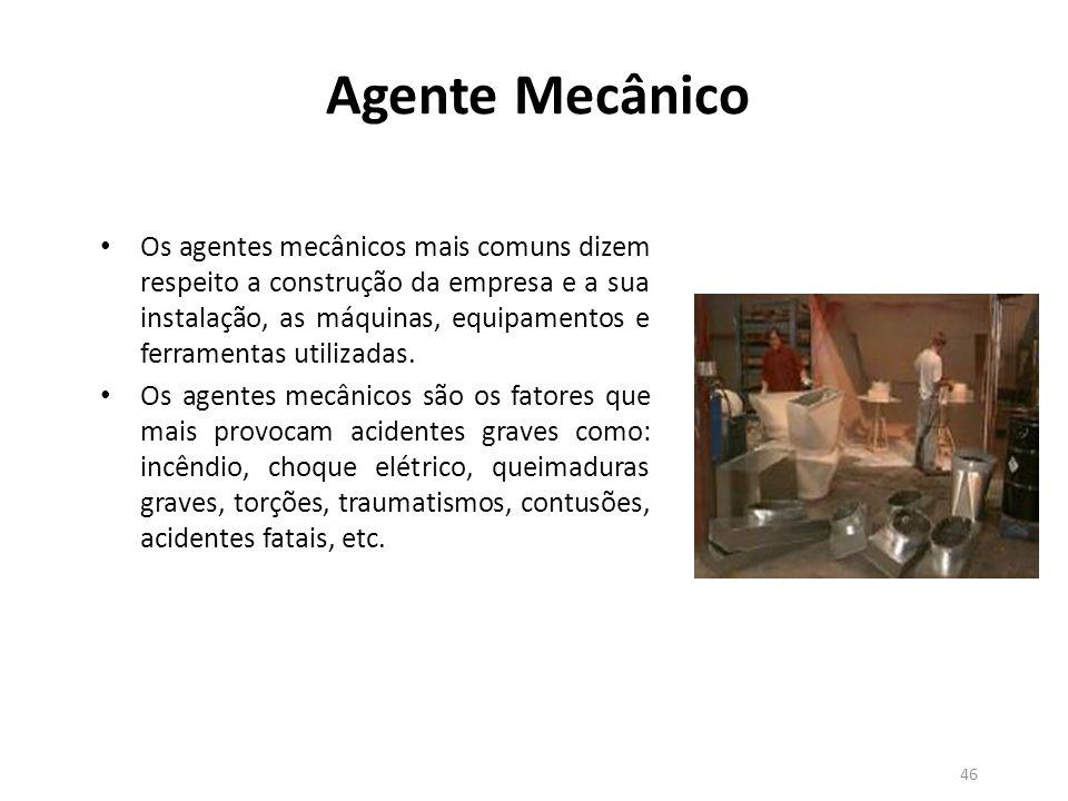 Agente Mecânico
